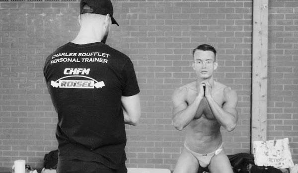 Charles-Soufflet - préparation compétition de culturisme - musculation