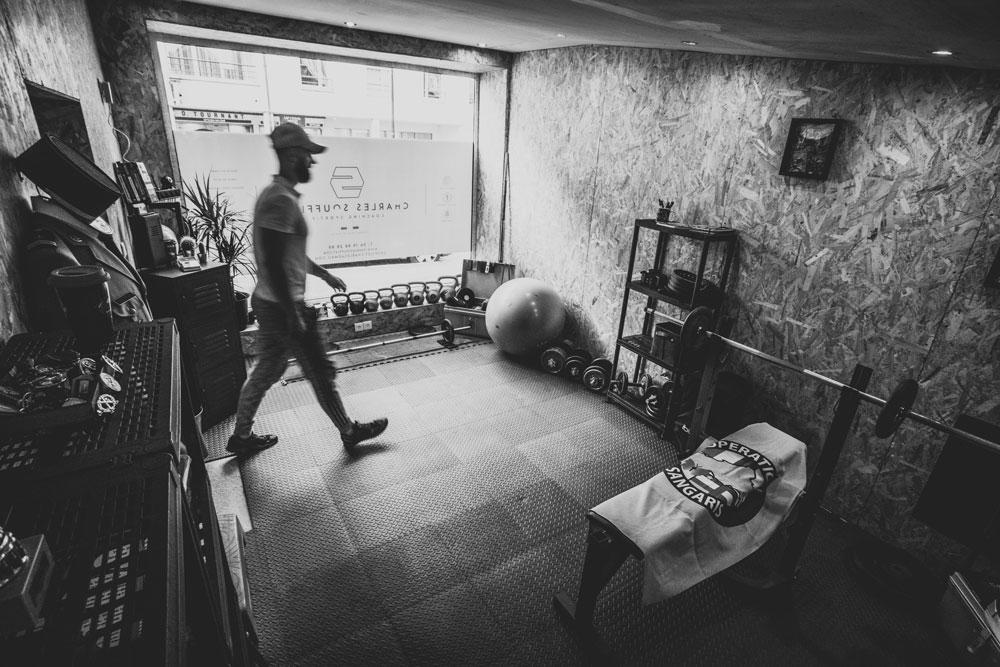 coach sportif à Compiègne - fitness - renforcement musculaire - perte de poids - crosstraining
